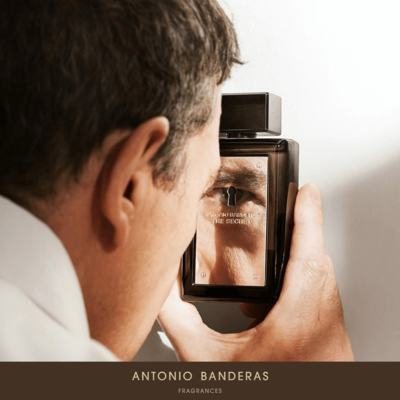 Imagem 14 do produto The Secret Antonio Banderas - Perfume Masculino - Eau de Toilette - 100ml