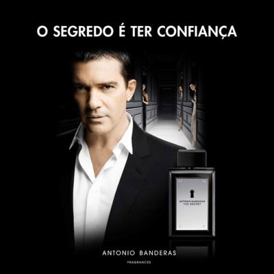 Imagem 15 do produto The Secret Antonio Banderas - Perfume Masculino - Eau de Toilette - 200ml