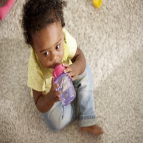 Copo Infantil Antivasamento Avent - Easy Girls | 260ml