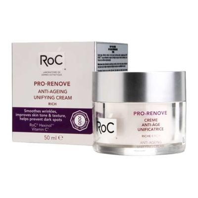 Imagem 10 do produto Roc Pro Renove Creme Antiidade - Roc Pro Renove Creme Antiidade 50ml