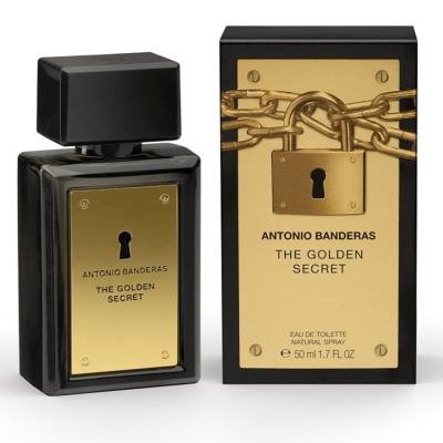 Imagem 6 do produto The Golden Secret Antonio Banderas - Perfume Masculino - Eau de Toilette - 50ml