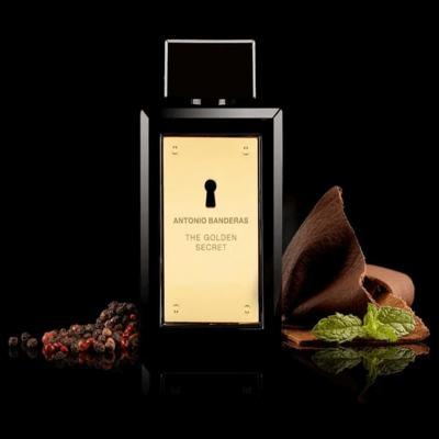 Imagem 9 do produto The Golden Secret Antonio Banderas - Perfume Masculino - Eau de Toilette - 50ml