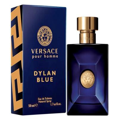 Imagem 5 do produto Dylan Blue Pour Homme Versace - Perfume Masculino Eau de Toilette - 50ml