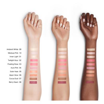 Imagem 4 do produto Blush Shiseido - InnerGlow Cheek Powder - 05 Solar Haze