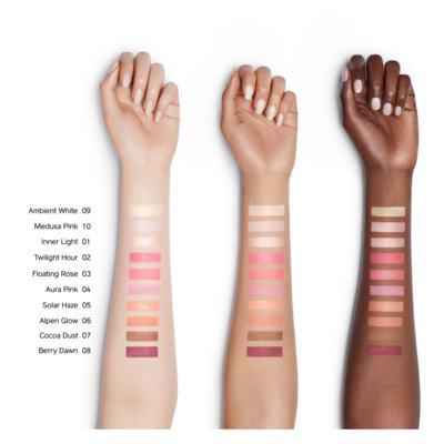 Imagem 4 do produto Blush Shiseido - InnerGlow Cheek Powder - 03 Floating Rose