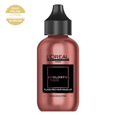 Imagem 1 do produto Maquiagem para Cabelo L'Oréal Professionnel - Colorful Hair FlashPro - Dancing Pink