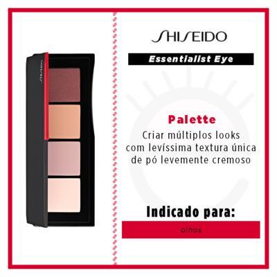 Imagem 4 do produto Paleta de Sombra Shiseido - Essentialist Eye - 01 Miyuki