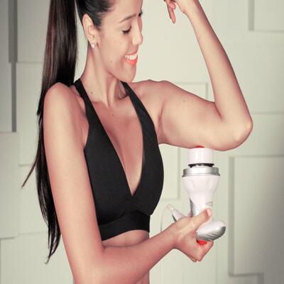 Imagem 6 do produto Massageador Spin Doctor Be Emotion + Modelador Slim Control Be Emotion - | 127v - Nude GG