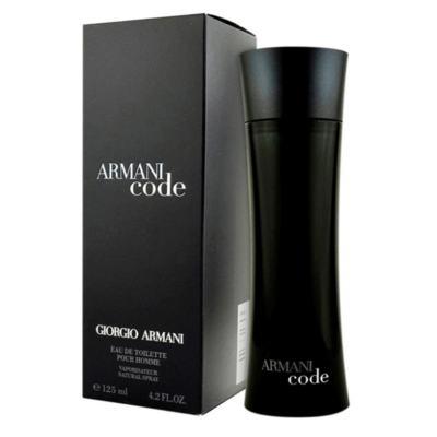 Imagem 5 do produto Armani Code Giorgio Armani - Perfume Masculino - Eau de Toilette - 125ml