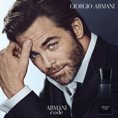 Imagem 6 do produto Armani Code Giorgio Armani - Perfume Masculino - Eau de Toilette - 125ml