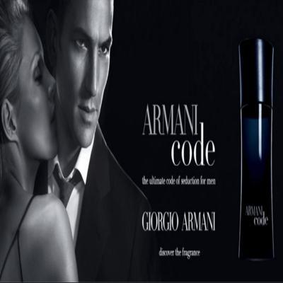 Imagem 5 do produto Armani Code Giorgio Armani - Perfume Masculino - Eau de Toilette - 50ml