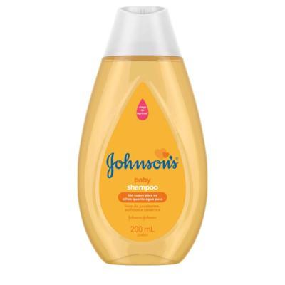 Shampoo Johnson's Baby - Regular   200mL