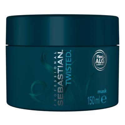 Imagem 2 do produto Máscara de Tratamento Curl Elastic Treatment - Sebastian Twisted - 150ml