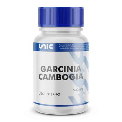 Imagem 2 do produto Garcinia cambogia 500mg - 120 Cápsulas