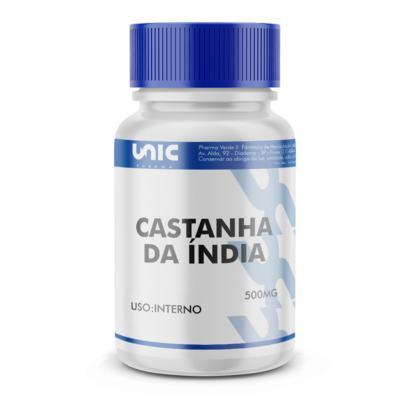 Imagem 2 do produto Castanha da índia 500mg - 90 Cápsulas