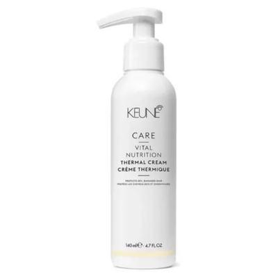 Imagem 4 do produto Keune Vital Nutrition Protein Thermal Cream - Leave-in - 140ml