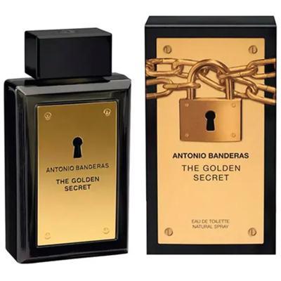 Imagem 2 do produto The Golden Secret Antonio Banderas - Perfume Masculino - Eau de Toilette - 30ml