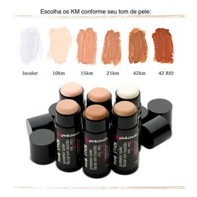 Imagem 4 do produto Protetor Solar Facial Pink Cheeks Pink Stick FPS 90 - 10km