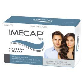 Imecap Hair -  | 30 capsulas
