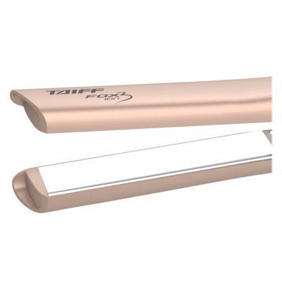 Imagem 3 do produto Prancha Taiff Fox Ion 3 - Dourada - Bivolt