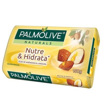 Sabonete em Barra Palmolive Naturals - Nutre e Hidrata   150g