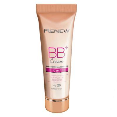 Creme Protetor Renew BB+ Cream Multibenefícios FPS 20 50 ml