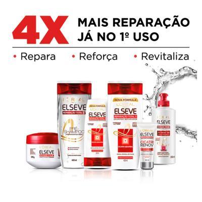 Imagem 2 do produto Kit Shampoo + Condicionador + Tratamento L'Oréal Paris Elseve Reparação Total 5+ - Kit