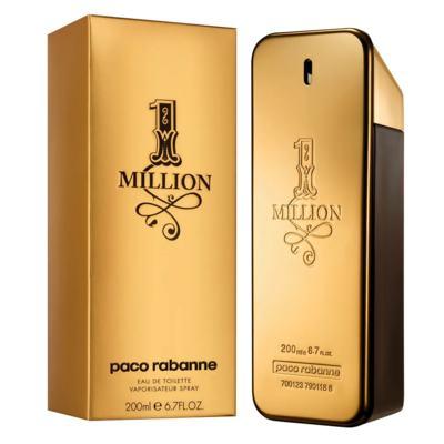 Imagem 12 do produto 1 Million Paco Rabanne - Perfume Masculino - Eau de Toilette - 200ml