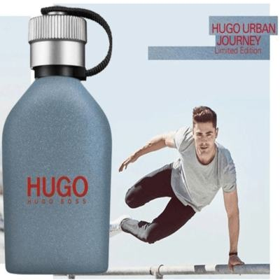 Imagem 8 do produto Hugo Urban Journey Hugo Boss Perfume Masculino - Eau de Toilette - 75ml