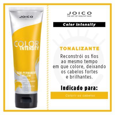 Imagem 4 do produto Coloração Joico Vero K-Pak Color Intensity - Yellow