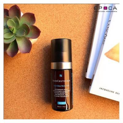 Imagem 7 do produto Resveratrol B E Antioxidante Night SkinCeuticals - Antienvelhecimento Noturno - 30ml