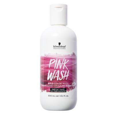 Shampoo Pigmentado Schwarzkopf Professional - Bold Color Wash Rosa - 300ml