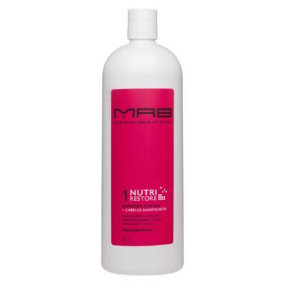 Imagem 1 do produto Shampoo Nutri Restore Tamanho Profissional MAB - 1L