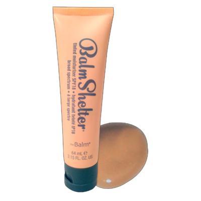 Imagem 3 do produto The Balm Shelter Tinted Moisturizer SPF 18 - Base Facial - Medium