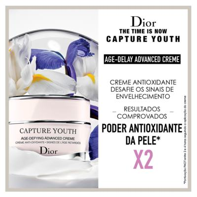 Imagem 2 do produto Creme Anti-Idade Dior - Capture Youth Advanced - 50ml