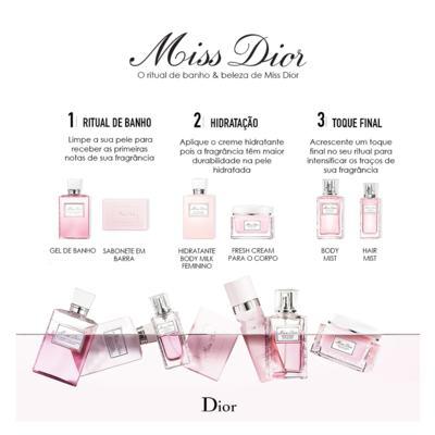 Imagem 3 do produto Gel de Banho Dior - Miss Dior - 200ml