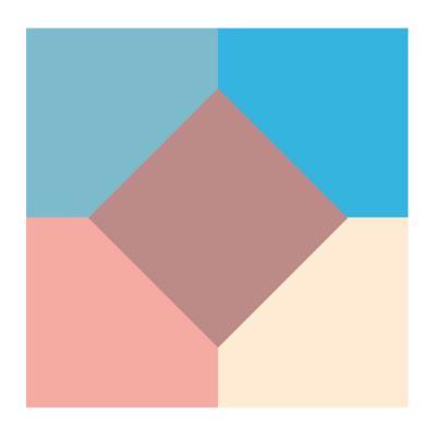 Imagem 2 do produto 5 Couleurs Polka Dots Edição Limitada Verão 2016 Dior - Paletas de Sombras - 366 - Bain de Mer