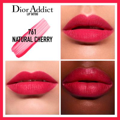 Imagem 4 do produto Batom Dior - Addict Lip Tattoo - 761 - Natural Cherry