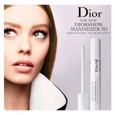Imagem 3 do produto Diorshow Maximizer 3D Dior - Primer para Cílios - 10ml