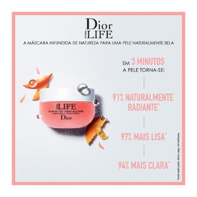 Imagem 2 do produto Máscara Refrescante Dior Hydra Life - Mask Glow Better - 50ml