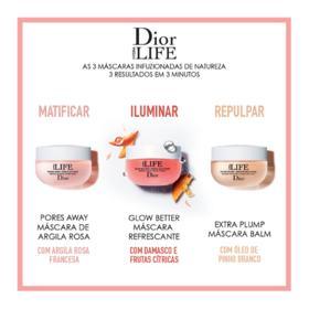 Máscara Refrescante Dior Hydra Life - Mask Glow Better - 50ml