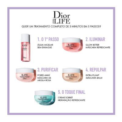 Imagem 5 do produto Máscara Refrescante Dior Hydra Life - Mask Glow Better - 50ml