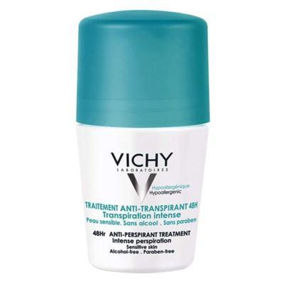 Imagem 4 do produto Vichy Desodorante Antitranspirante Roll On 48h Verde - Vichy Desodorante Antitranspirante Roll On 48h Verde 50ml