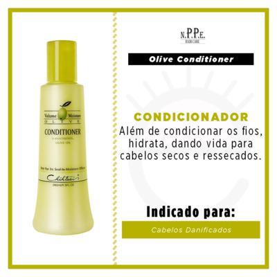 Imagem 2 do produto N.P.P.E. Olive Conditioner - Condicionador Hidratante - 280ml