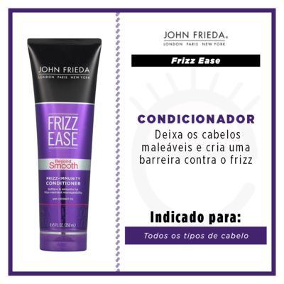 Imagem 3 do produto John Frieda Frizz Ease Beyond Smooth Frizz Immunity Conditioner - Condicionador - 250ml