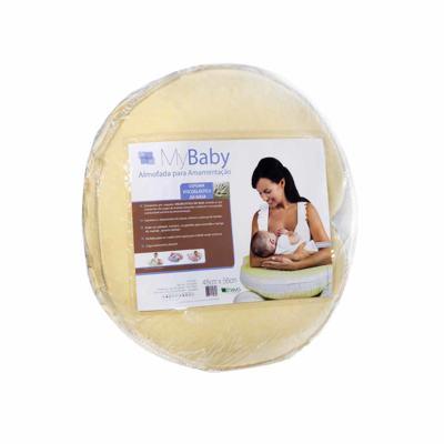 Imagem 1 do produto Almofada para Amamentação Copespuma My Baby - Branco
