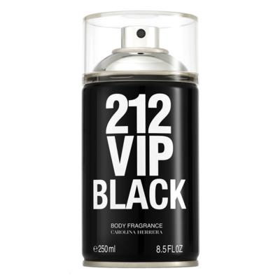 Imagem 1 do produto 212 Vip Men Black Carolina Herrera - Body Spray - 250ml