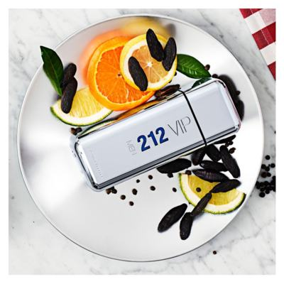 Imagem 5 do produto 212 Vip Men Carolina Herrera - Perfume Masculino - Eau de Toilette - 50ml