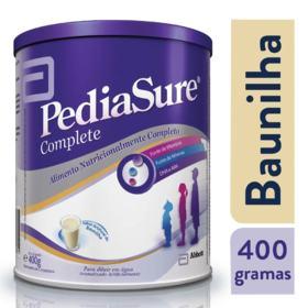 Suplemento Alimentar Pediasure Complete - Baunilha | 400g