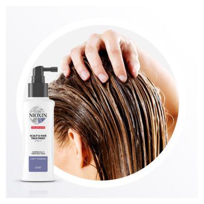 Imagem 4 do produto Nioxin Scalp & Hair Sistema 5 - Tratamento Leave-in - 100ml